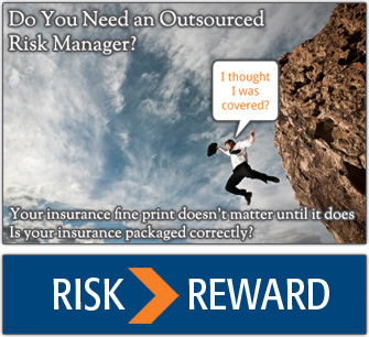Do you need an outsourced risk manager?